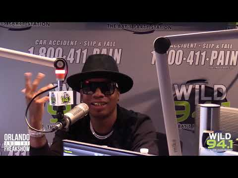 Plies Interview on WiLD 941