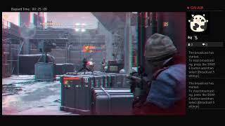 The Division, Part Fourty, PS4 Live Broadcast, No Commentary, Walkthrough