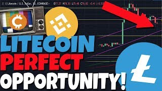Litecoin Perfect Opportunity! I Bought More. Binance Coin Major Breakout Analysis
