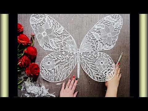 Paper cut artist_Eugenia Zoloto  Ukraine HD1080p