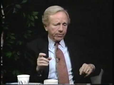 Time Out Productions 1998 Interview With Sen. Joe Lieberman