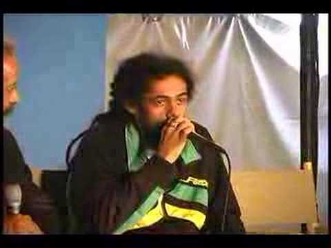 DAMIAN MARLEY TALKS ABOUT THE POWER OF MUSIC AND FATHER,...