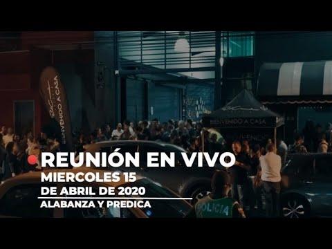 🔴  Servicio 15 De Abril  2020 -En Vivo | Iglesia El Camino