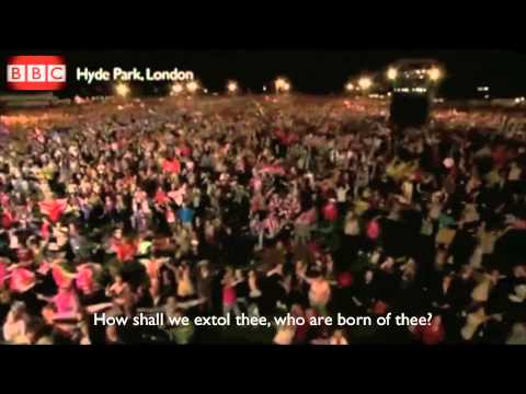 Land of Hope and Glory - Last Night of the Proms 2011