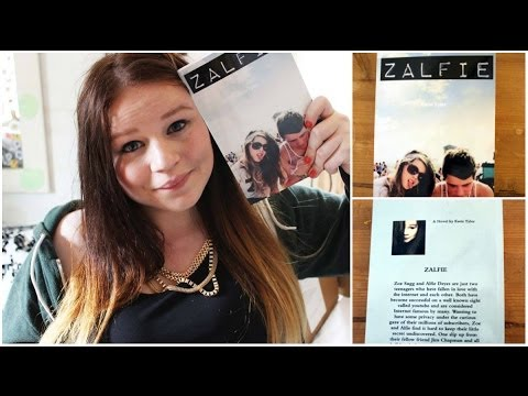 My Book (Zalfie) Got Published!