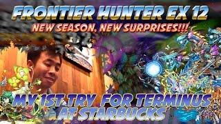 Milko Gaming : Frontier Hunter 12 Terminus - 1st Try @Starbucks East Coast Center