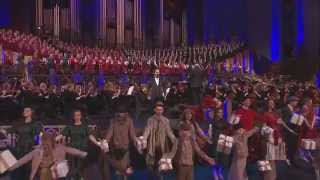 Angels, from the Realms of Glory - Alfie Boe and the Mormon Tabernacle Choir