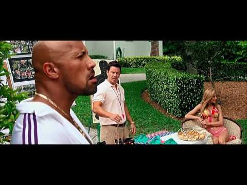 PAIN & GAIN [2013] Scene: 'Neighborhood Watch'