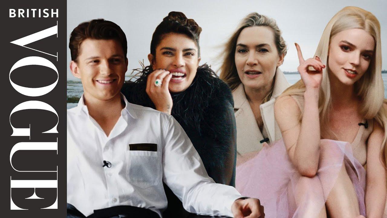 Anya Taylor-Joy, Kate Winslet & Hollywood's Finest On Acting, Icons & Crushes | British Vogue