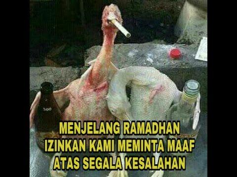 Menjelang Ramadhan Izinkan Kami Meminta Maaf.