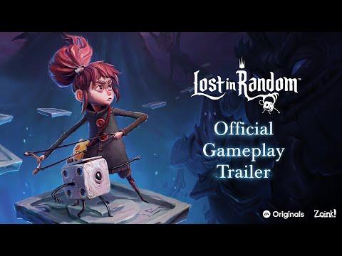 Lost in Random släpps den 10 september Nytt spel från svenska Zoink Games