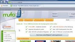 Free SMS ohne Anmeldung kostenlos versenden ohne Limit | mufa.de