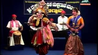 Yakshagana -  Kanni mane - Raghavendra Mayya - Saligrama Mela