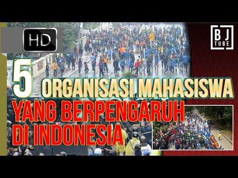 BJtube #6 -  5 ORGANISASI MAHASISWA YANG BERPENGARUH DI INDONESIA