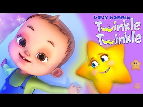 Twinkle Twinkle Little Star | Lullabies For Babies | Bedtime Songs For Kids