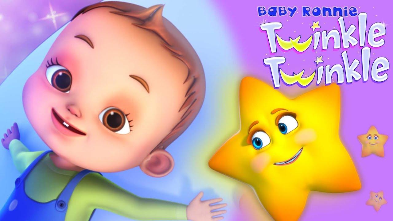Twinkle Twinkle Little Star Lullabies For Babies Bedtime Songs For Kids Youtube