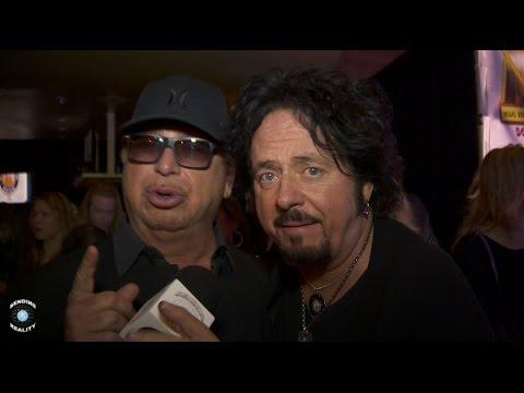 Resultado de imagen de David Paich y Steve Lukather