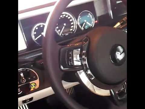 Rolls Royce Phantom Sept 2017