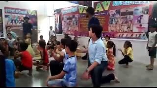 Masti in Dance class || AV Dance Academy