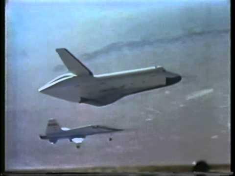 Space Shuttle Enterprise ALT1 (Part 2)
