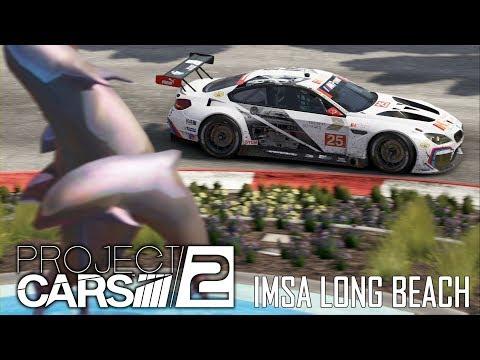 Project CARS 2 -- IMSA Long Beach