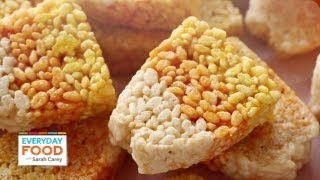 Crisp Candy-corn Treats | Everyday Food With Sarah Carey