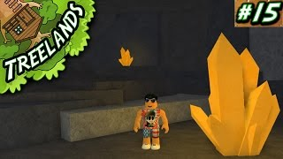 Treelands Ep. 15: How to Get ORANGE Crystals | Roblox