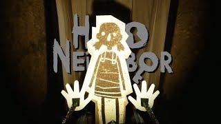 MUSIAŁEM JĄ ZABIĆ... CZEMU?! D: | Hello Neighbor [#3] (AKT 2)