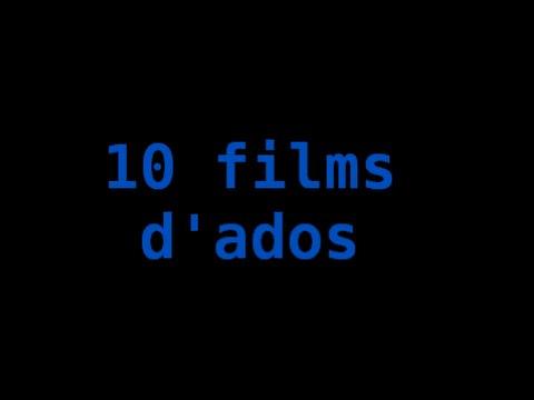Top des 10 films d'ados ( filles )  - en bande annonce