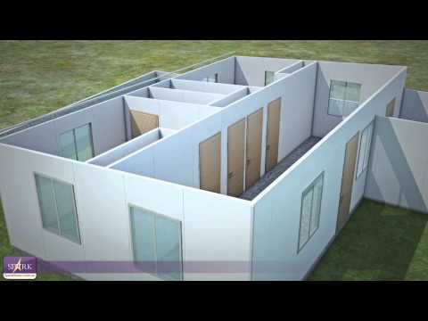 Spark Homes, The Future Residential, Pre Fab Kit Homes, Zero Energy, Modular Homes