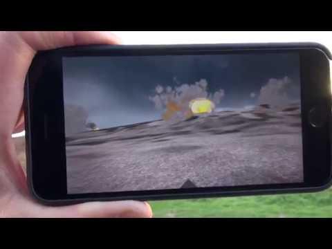 HOW TO use the 'Omaha Beach' sitsim AR app!