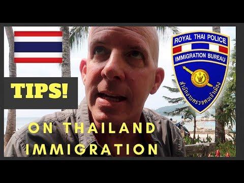 TIPS ON THAILAND VISAS V371