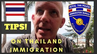 TIPS ON THAILAND VISAS V371