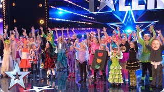 All of Flakefleet Primary School's BGT Performances! | Britain's Got Talent