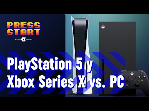 PlayStation 5 y Xbox Series X vs. PC [Press Start 029]