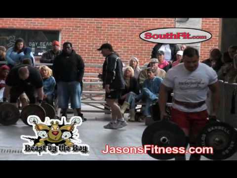 2009 Beast By the Bay Strongman & Fitness Challenge