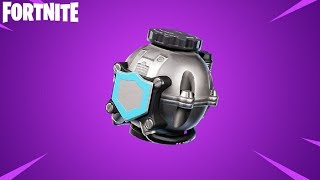 Fortnite v10.20 Patch Notes - Shield Bubble, Borderlands Collab, Mech Nerf, Drum Gun Vaulted