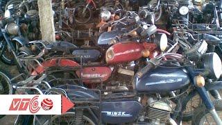 Tp.HCM: Đề xuất niên hạn xe máy có khả thi? | VTC