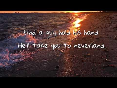 Ocean side lyric video