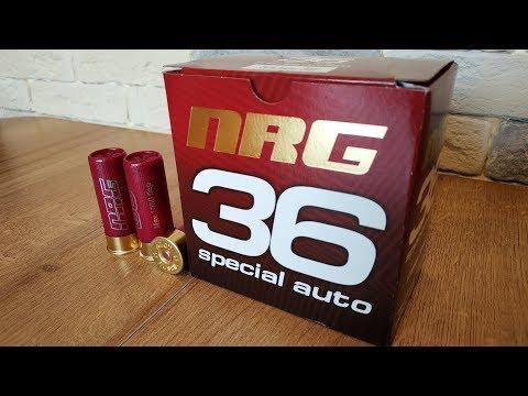 патроны АЗОТ NRG 36 Auto