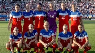 WNT vs. France: Highlights - June 19, 2014