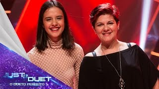 Filipa e Adelaide | PGM 06 | Just Duet - O Dueto Perfeito