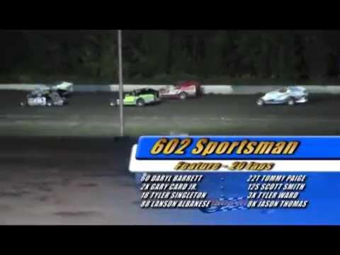Skyline Raceway 8-29-15