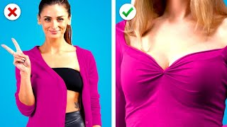 15 Creative Fashion Hack Ideas! DIY Clothes Sewing Crafts