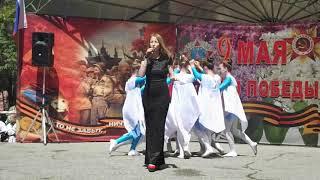 Праздничный концерт посвященный 9 МАЯ прошел в Кизляре