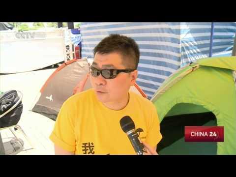 Hong Kong universal suffrage reaches crucial step