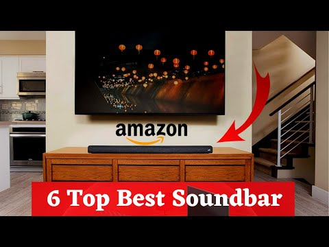 ✅ Top Best 6 Sound Bars 2021 | Amazing Technology Gadgets | Smart Gadgets