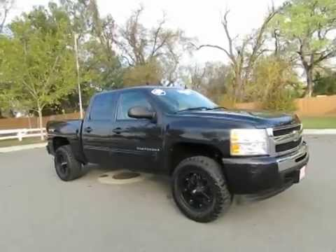 2009 chevy silverado 1500 4x4 lifted for sale orland ca r r sales inc chico ca youtube. Black Bedroom Furniture Sets. Home Design Ideas