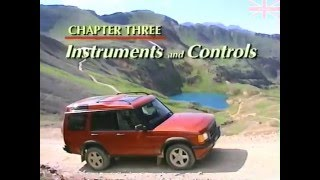 Land Rover - Discovery 2 - Video Handbook (2000) Part 1 of 3