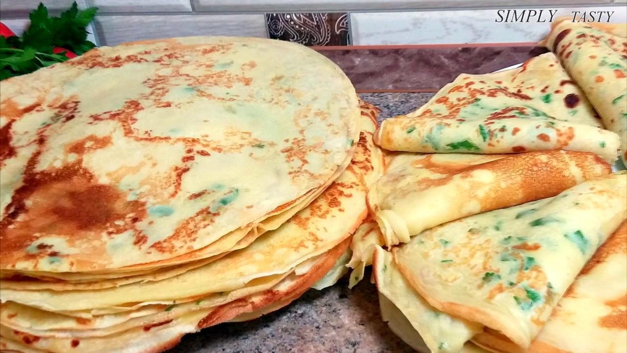 Обалденные Домашние Блины (Блинчики) из Картофеля! Potato pancakes!